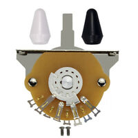 NEW 3-Way Electric Guitar Switch Pickup Selector Switch for Strat/Tele Guitar