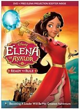 Elena Of Avalor: Ready To Rule [New DVD]