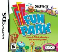 Six Flags Fun Park - Nintendo DS