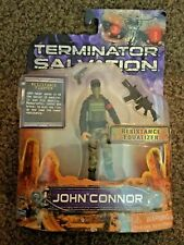 "JOHN CONNOR 'Resistance equaliser TERMINATOR SALVATION 6"" Action Figure"