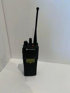 MOTOROLA XTS1500 UHF H66SDD9PW5BN W@RRANTY 450 - 520 MHZ P25 XTS 1500