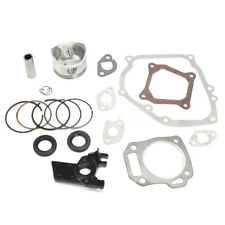 Rebuild Kit for Honda GX160 GX200 5.5HP 6.5HP Piston Rings Gaskets & Insulator