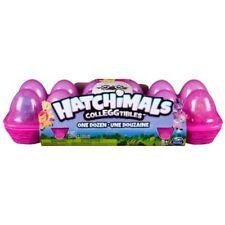 New Hatchimals Colleggtibles (Season 1) -12 Pack Collectible egg carton Rare!