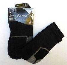 New Unisex SmartWool PhD Ski Medium Pattern Socks Merino Wool, Over the Calf