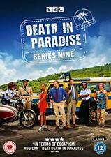Death IN Paradise - Serie 9 (Enthält 6 Exclusive Postkarten) [dvd] [2019], Neu
