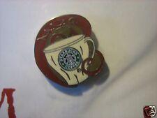 STARBUCKS 2007 M.U.G. AWARD PIN