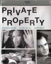 Private Property Blu Ray & DVD Cinelicious Pics Leslie Stevens 1960 Warren Oates