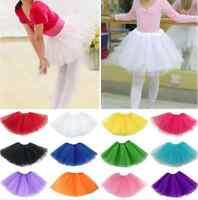 Hot Girls Kids Adult Tutu Skirt Princess Party t Ballet Dance Pettiskirt