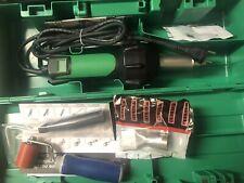 Leister Triac AT Digital Roofing Membrane Hot Air Welder Heat Gun 230V 1600w