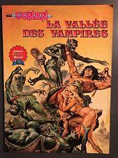 CONAN (ARTIMA COLOR MARVEL GEANT) - T4 : La vallée des vampires