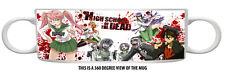 High School Of The Dead -Coffee MUG CUP-Anime-Takashi-Komuro-Personalised gift