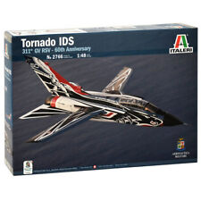 Italeri Tornado IDS 60th ANIV 311GV VRS SPEC Couleur 2766 1:48 AIRCRAFT MODEL KIT