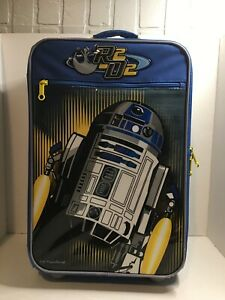 Star Wars R2-D2 Suitcase American Tourister