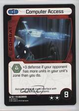 2007 Star Wars: Pocket Model Trading Card Game Base Set #051 Computer Access 1j6
