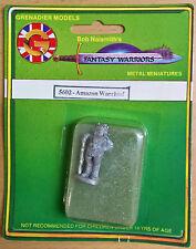 Grenadier Fantasy Warriors - 5602 Amazon Warchief (MIB)