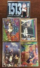 Lot of 5 Ungraded Basketball Cards in Hard Plastic Cases ShopTradingCards.com