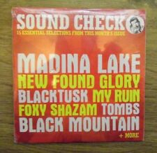 Rock Sound, Sound Check #105, 15 tracks - DJ CD