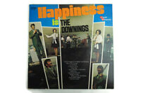 Happiness is the Downings Album LP Heart Warming Records