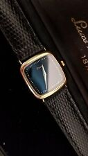 Lady's Piaget Solid 18k Gold 18j 5 Pos/temp Wristwatch. Orig.18k Clasp, Boxes