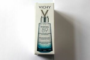Vichy Mineral 89 Fortifying And Plumping Daily Booster - 50ml