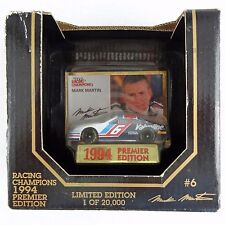 MARK MARTIN 1994 Valvoline 6 Premier Limited Edition 1/64 Scale Die Cast Replica
