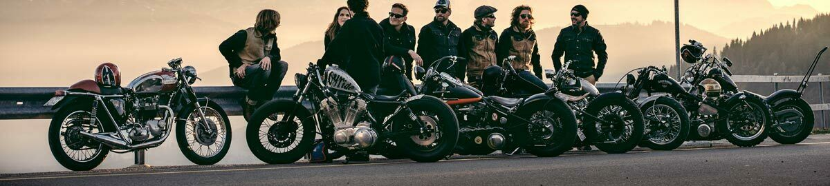 The Cafe Racer