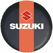 """Spare Tire Cover Protector 16inch(30""""-31"""") For Suzuki Grand Vitara Black"""