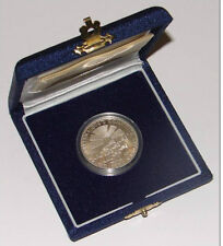 MONETE COMMEMORATIVE ITALIA ARGENTO PROOF 1985-1993