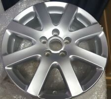 "Genuine Volkswagen Passat B6 2006-2011 17"" 8 Spoke Single 'CHAMONIX' Alloy Wheel"