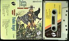 Uriah Heep Fallen Angel Malaysia Cassette Tape