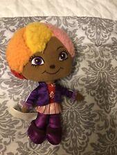 "Disney Wreck It Ralph SNOWANNA Rambeau Mini Bean Bag Scented Plush Doll 9"""