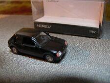 1/87 Norev Peugeot 205 GTI 1984 schwarz