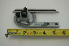 Used Mitutoyo Protractor 6 Blade Only