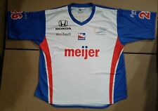 MARCO ANDRETTI INDYCAR 2009 DRIVER JERSEY XL NEW