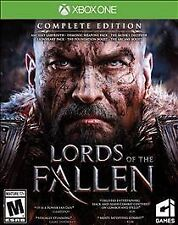 Lords of the Fallen: Complete Edition (Microsoft Xbox One, 2015) *MINT*COMPLETE*