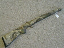 CVA Camo Stock Firebolt Hunterbolt Magbolt Mag Hunter Eclipse Staghorn Very Nice