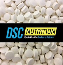Potassium 200mg - 100 tablets - blood pressure -  Made By DSC Nutrition