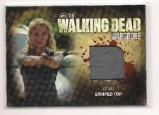 THE WALKING DEAD SEASON 2 LAURIE HOLDEN/ANDREA WARDROBE CARD #M12