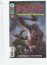 STAR WARS : BOBA FETT : WHEN THE FAT LADY SWINGS # 2 !!1! MANDALORIAN 1999