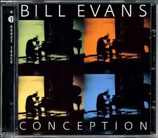SEALED NEW CD Bill Evans - Conception