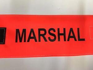 Marshal Hi Viz  Armband