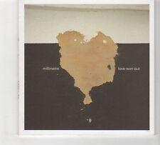 (GR1) Millimetre, Love Won Out - 2005 CD