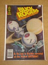 BUCK ROGERS #5 VFN (8.0) GOLD KEY COMICS DECEMBER 1979