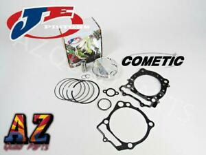 09-12 Honda CRF CRF450R 96mm Stock Bore 12.5:1 JE Piston Cometic Top End Gasket