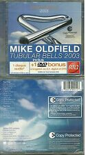 RARE CD + DVD : MIKE OLDFIELD : TUBULAR BELLS 2003 ( NEUF EMBALLE NEW & SEALED )