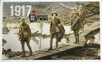 2017 AUSTRALIA STAMP PACK '1917 CENTENARY OF WW1'  MNH STAMPS & MINI SHEET