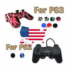 US Game Controller Joypad Pad For Sony PS2 Playstation 2 PS3 Playstation 3 oli