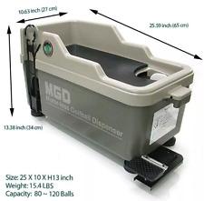 MGD Golf Ball Dispenser 80-120 Bälle auf einmal ohne zu Bücken