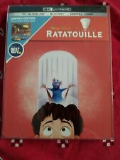 Ratatouille (4K Ultra/Blu-ray/Digital) SteelBook Best Buy Exclusive (Debossed)