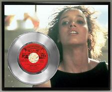 Irene Cara 45 Record Poster Art Music Memorabilia Plaque Wall Decor